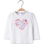 C&A Baby-T-Shirt in weiss von Baby Club
