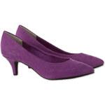 C&A Damen Absatzschuh in violett von Yessica