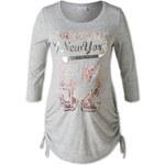 C&A Damen Umstands-Shirt in hellgrau von Yessica
