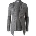 C&A Damen Umstands-Cardigan in schwarz / weiss von Yessica