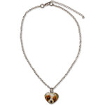 Mädchen Halskette in silber von C&A