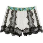 Anna Sui Vintage Lace Shorts