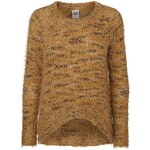 Vero Moda FLUFFY LS BLOUSE PC14-14, Bronze Mist