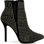BELLE WOMEN Efektní boty s cvoky