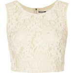 Topshop Cornelli Crop Top