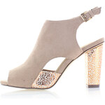 Béžové sandály Ariel EUR40