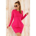 Fuchsiové šaty Mimi S/M