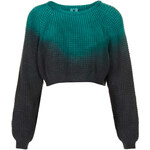 Topshop **Drench Crop Waffle by The Ragged Priest