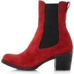Topshop **Rova Block Heel Chelsea Boots by Dune