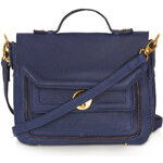 Topshop Zip Edge Satchel