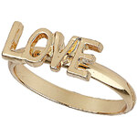 Topshop Love Midi Ring