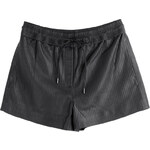 Alexander Wang Perforated Leather Shorts