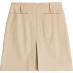 Burberry Brit Stretch Cotton Skirt