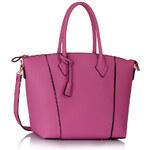 L&S Fashion (Anglie) Kabelka LS0332 růžová