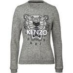 Kenzo Cotton Embroidered Logo Sweatshirt