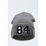 "Tally Weijl Black ""84"" Beanie Hat"
