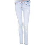 Terranova Ripped skinny jeans