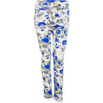 Terranova Floral trousers