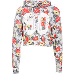 Terranova Sweatshirt with printed hood