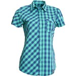 Woox Dámská košile Vivid Shirt Green - dle obrázku - 36