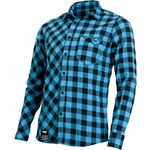 Woox Pánská košile Easy Rider Blue - dle obrázku - XXL