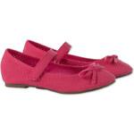 C&A Mädchen Ballerinas in pink / pink von Palomino