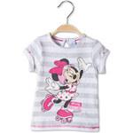 C&A Baby-T-Shirt in hellgrau von Walt Disney Baby