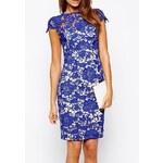 I-Moda Dámské krajkové šaty DAMSON d-sat435