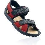 bpc selection Kožené trekkingové sandály bonprix