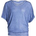 lilienfels Shirt mit Fledermausärmel blau