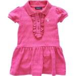 Gant Baby Girls Tonal Striped Polo Dress 0-3 Yrs