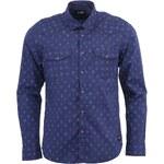 Tmavě modrá košile ONLY & SONS Mian