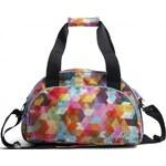HEAVY TOOLS sportovní dámská taška ELIGIA 14 Colorful