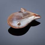 Buka Jewelry Buka Perlorodka s pravou perlou - 960
