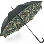 Fulton London Dámský holový deštník Bloomsbury 2 Meadow Floral