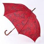 Fulton London Dámský holový deštník Kensington-2,Floral Breeze