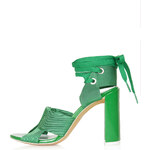 **TOPSHOP UNIQUE Folded Strap Sandals