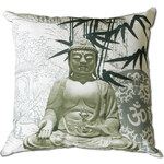 Herding Dekorační polštář s výplní Buddha 36x36cm