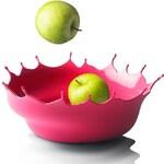 MENU Mísa na ovoce Dropp (růžová)