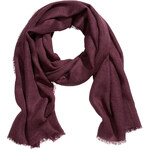 H&M Scarf with fringe trims