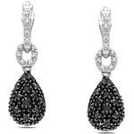 Krásné diamantové náušnice