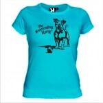 Dámské Tričko - Jack Russell - různé barvy a velikosti