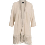 Zadig & Voltaire Fringed Knit Cardigan