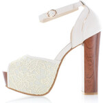 Béžové sandály Katrina EUR39