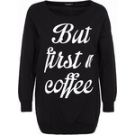 Terranova Writing sweatshirt