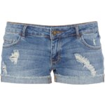 REVIEW Jeansshorts im Destroyed Look