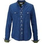 Dámská riflová košile REPLAY (vel.M skladem) M modrá Dopravné zdarma!