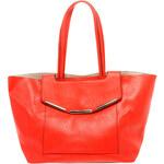 Červená kabelka Carmel BOOHOO