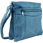 Sun-bags Světle modrá crossbody kabelka H0371