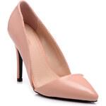 Belle Women Lodičky s asymetrickým designem růžové Velikost: 39/25cm